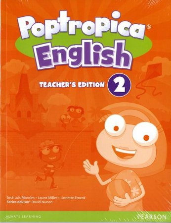 Poptropica English 2 - Teacher'S Edition - American Edition - Online World Access Card Pack