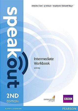 Speakout - Intermediate Workbook With Key (British English)