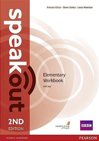 Speakout - Elementary Workbook With Key (British English)