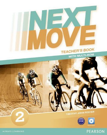 Next Move 2 - Teacher'S Book With Multi-Rom Pack
