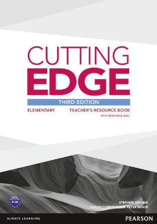 Cutting Edge - Elementary - Teacher'S Resource Book With Resource Disc Pack