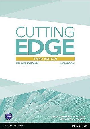 Cutting Edge - Pre-Intermediate - Workbook Without Key