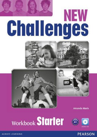 New Challenges - Starter - Workbook And Audio Cd Pack
