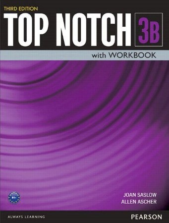 Top Notch 3B - Student Book With Workbook