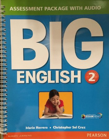 Big English 2 - Assessment Package With Audio