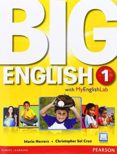 Big English 1 - Student Book With Myenglishlab