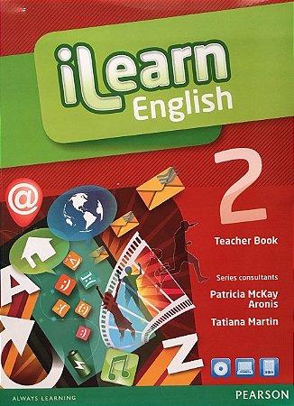 Ilearn English 2 - Teacher Book + Multi-Rom + Reader