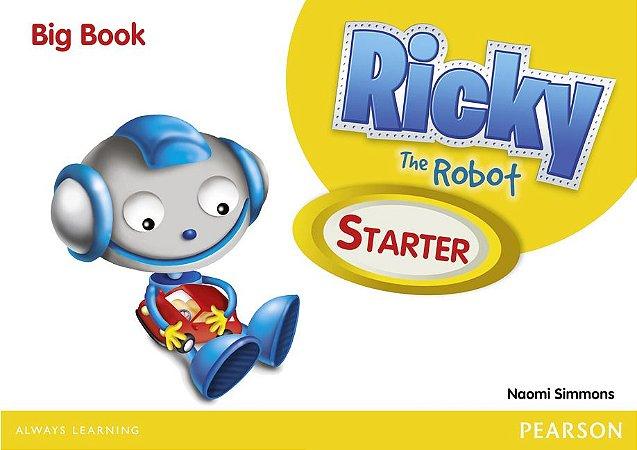 Ricky The Robot - Starter - Big Book