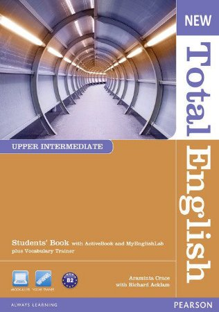 New Total English - Upper Intermediate - Students' Book With Activebook And Myenglishlab Pack