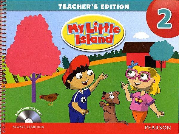 My Little Island 2 - Teacher'S Edition With Activeteach