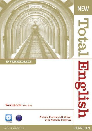 New Total English - Intermediate - Workbook With Key And Audio Cd Pack