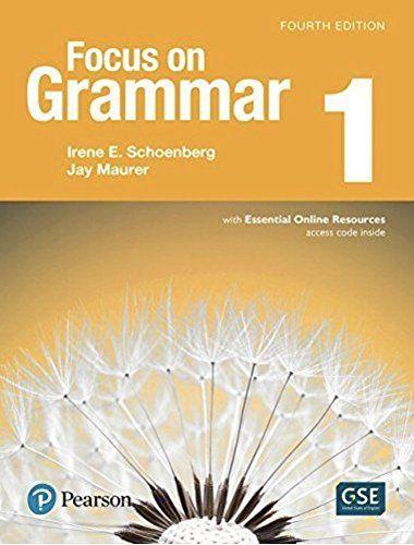 Focus On Grammar 1 - Student Book With Essential Online Resources And Workbook