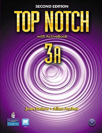 Top Notch 3A - With Activebook
