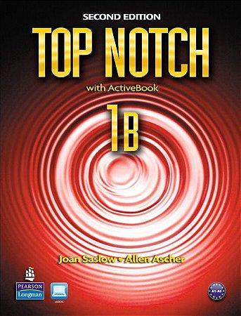 Top Notch 1B - With Activebook