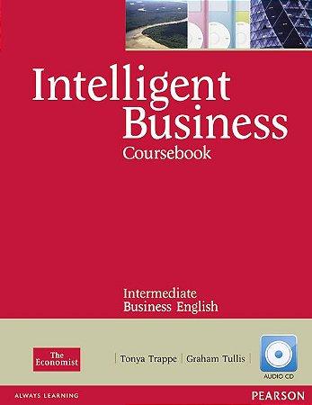 Intelligent Business - Coursebook - Intermediate Business English