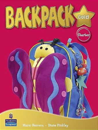 Backpack Gold - Starter - Student Book