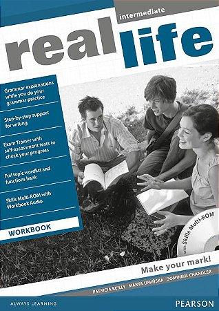 Real Life - Intermediate - Workbook With Skills Multi-Rom