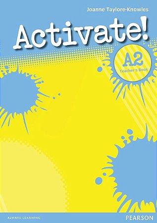 Activate! A2 - Teacher'S Book