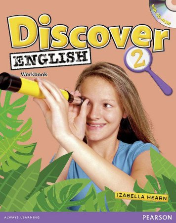 Discover English 2 - Workbook And Student'S Cd-Rom Pack