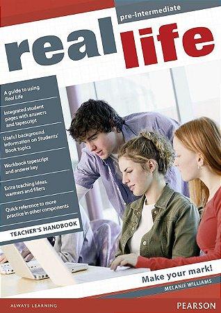 Real Life - Pre-Intermediate - Teacher'S Handbook