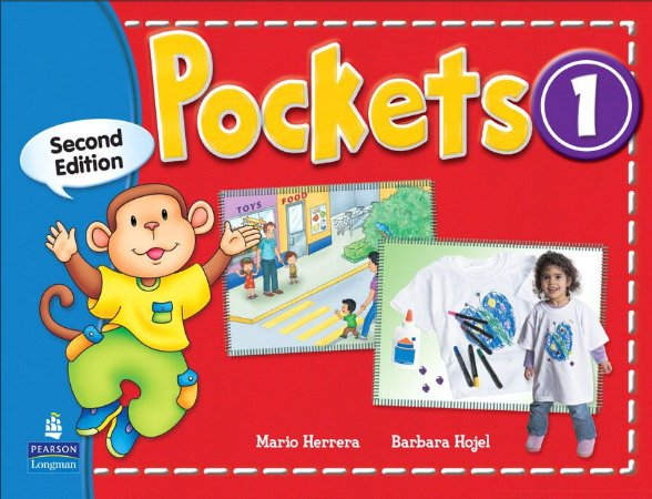 Pockets 1 - Student Book
