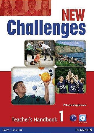 New Challenges 1 - Teacher'S Handbook & Multi-Rom Pack