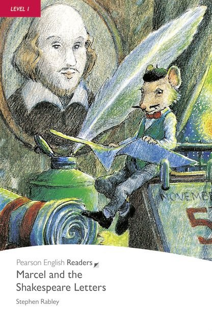 Marcel And The Shakespeare Letters - Level 1
