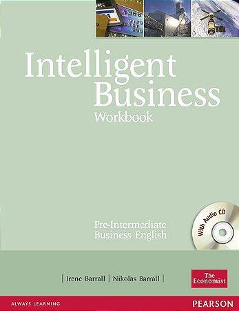 Intelligent Business - Workbook - Pre-Intermediate Business English