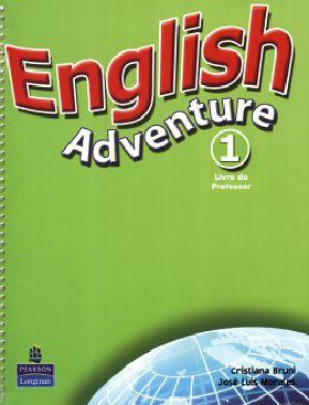 English Adventure 1 - Livro Do Professor