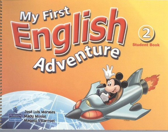 My First English Adventure 2 - Student Book