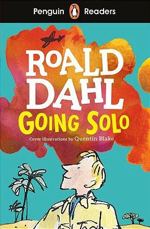 Going Solo - Penguin Readers - Level 4