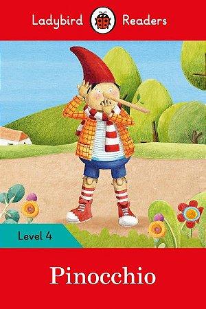 Pinocchio - Ladybird Readers - Level 4