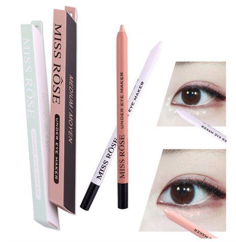 Lápis de Olho Branco Miss Rôse