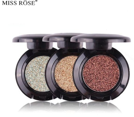 Glitter Compacto Miss Rôse