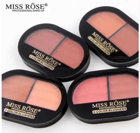 Blush Duo Miss Rôse