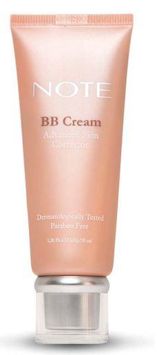 BB Cream Note