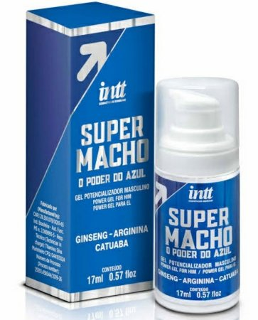 Super Macho- Potencializador Masculino