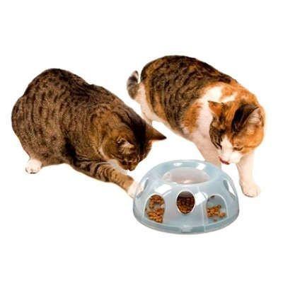 Comedouro Tiger Diner para Gatos Interativo