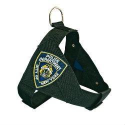 Peitoral Security Polícia NY