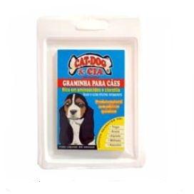 Grama para Cães 60 gr Cat Dog e Cia