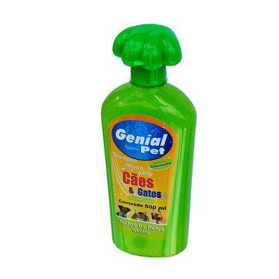 Shampoo Citronela Genial Pet