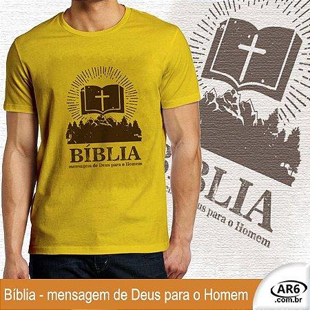 Camiseta Bíblia