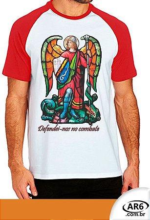 Camiseta São Miguel Defendei-nos