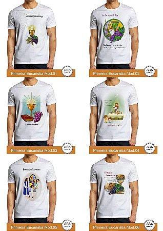Camiseta de Primeira Eucaristia