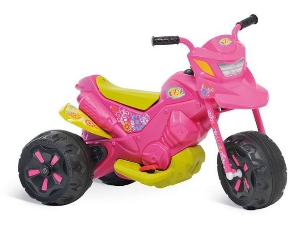Mini Moto Elétrica Infantil XT3 Fashion 6v Bandeirante