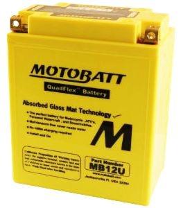 Bateria Motobatt Mb12u Yb12aa Honda CB 400