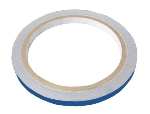 Fita 3m Refletiva Para Roda Friso Bm Tech Azul