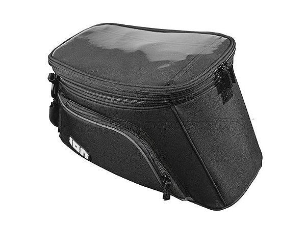 Mala De Tanque Tankbag Quick-lock Ion 3 Expansível 15 a 22 Litros