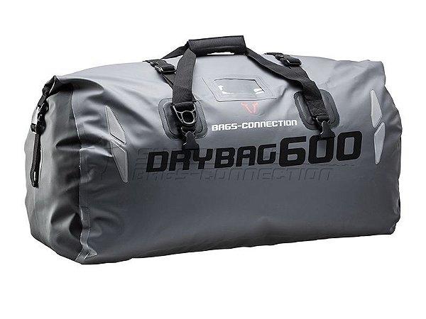 Mala Impermeável Drybag 600 60 Litros Cinza SW-Motech