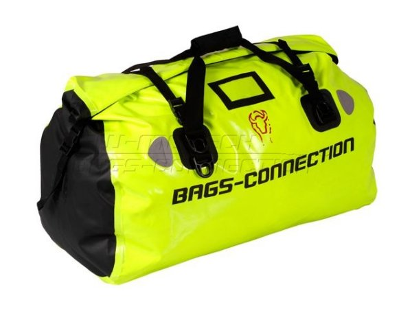 Mala Impermeável Drybag 600 60 Litros Amarela Fluorescente SW-Motech